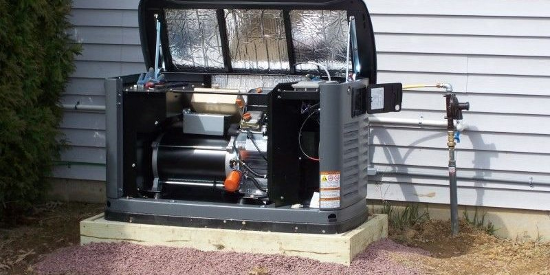 generator installation in Saint Paul, MN