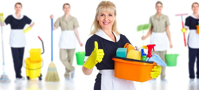 Janitorial services in Edmonton, AB